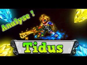tidus review analyse