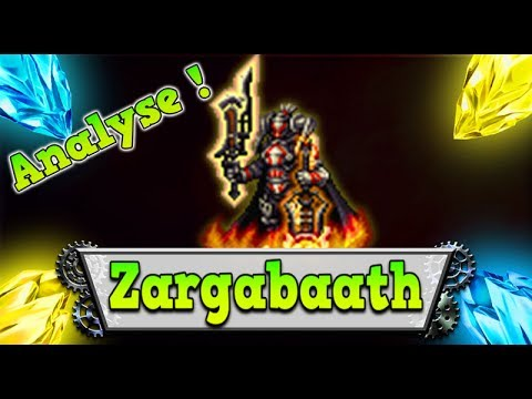 FFBE FR – ANALYSE Zargabaath [ Brave Exvius Review ]