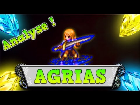 ffbe agrias review analyse