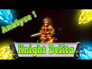 analyse knight delita review classement ffbe