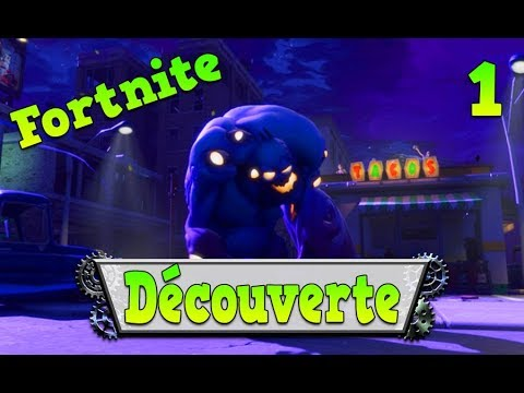 découverte fortnite guide fr
