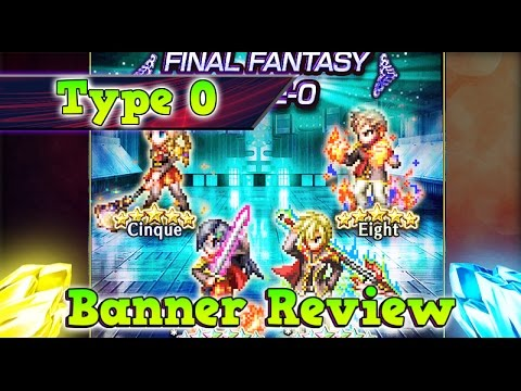 FFBE Fr – Queen & Nine – Analyse [ Brave Exvius Banner Review ]