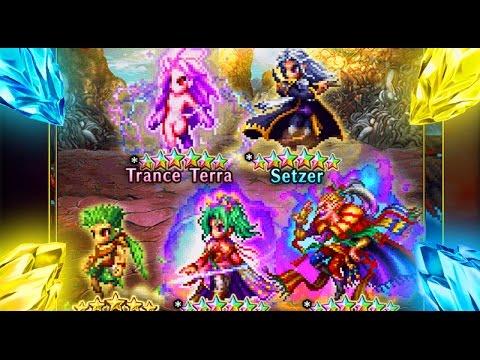 FFBE Fr – Terra & Kefka 6 étoiles [ Brave Exvius Banner Review ]