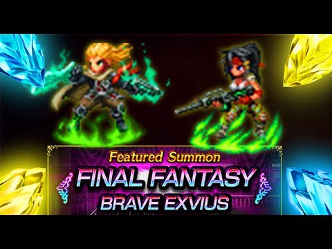 FFBE FR – ANALYSE Abel & Jean [ Brave Exvius Review ] Banner Partie 1