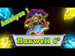 maxwell review analyse