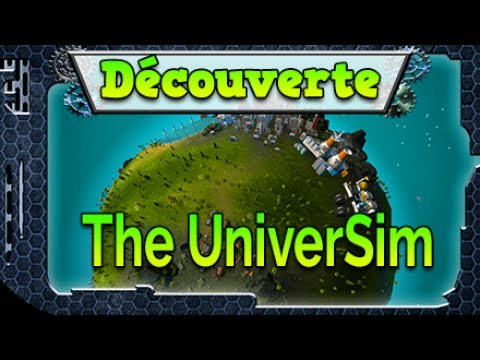 Découverte Jeux FR – The UNIVERSIM