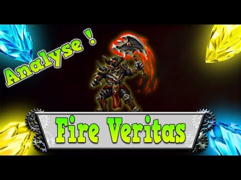 ffbe fr analyse VERITAS des FLAMMES brave exvius review