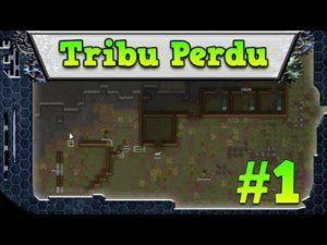 rimworld tribu sarter mod let's play fr
