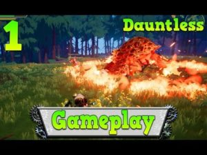 découverte dauntless explication gameplay fr