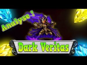 Dark Veritas review analyse ffbe brave exvius