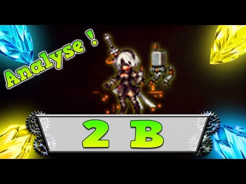 FFBE FR – Analyse 2B [ Brave Exvius Review ]