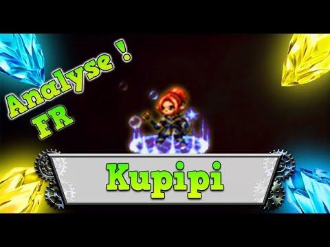 FFBE FR – Analyse Kupipi [ Brave Exvius Review ]