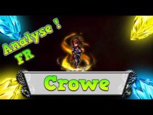 ffbe crowe review nyx kingsglaive banner brave exvius lythium*