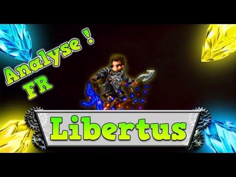 ffbe lythium libertus review brave exvius fr