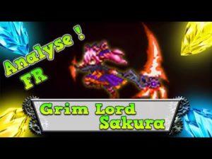 ffbe Grim Lord Sakura ff brave exvius lythium