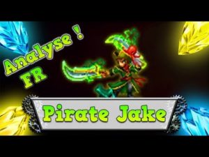 Analyse de Pirate Jake sur FFBE Global. Event Halloween sur ff brave exvius