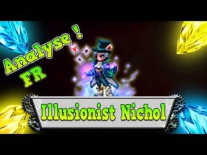 ffbe Illusionist Nichol review