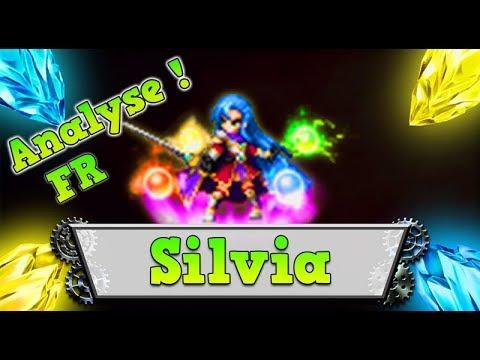 FFBE – Analyse Silvia [ Brave Exvius Review FR ]