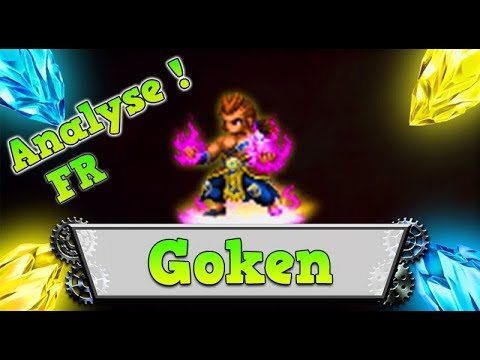FFBE – Analyse Goken [ Brave Exvius Review FR ]