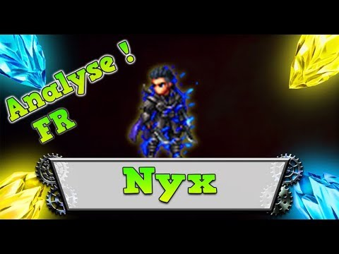 FFBE – Analyse Nyx [ Brave Exvius Review FR ]