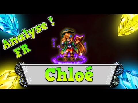 ffbe chloé review analyse lorraine brave exvius classement