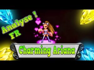 ffbe charming kitty ariana analyse review chaton mignon brave exvius classement
