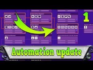 Oxygen Not Included FR : Automation Update 1