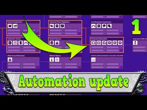 Oxygen Not Included FR : Automation Update #1