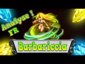 ffbe barbariccia review analyse brave exvius
