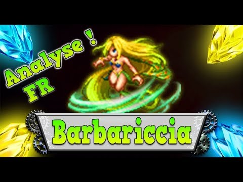 ffbe barbariccia review analyse brave exvius