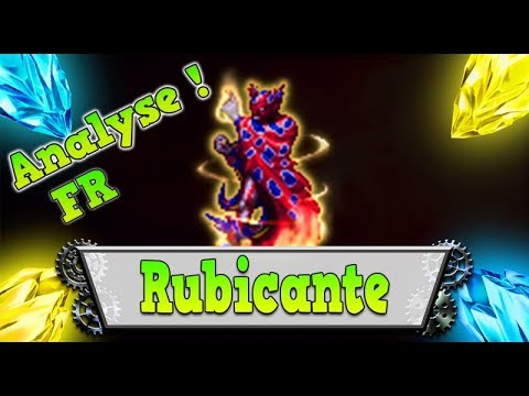 ffbe rubicante review, banner analyse brave exvius fr