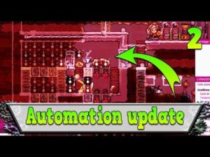 Oxygen Not Included FR : Automation Update 2
