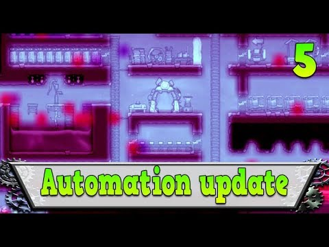 Oxygen Not Included FR : Automation Update #5
