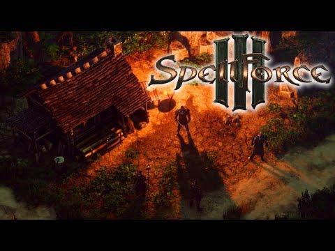 Spellforce 3 gameplay fr