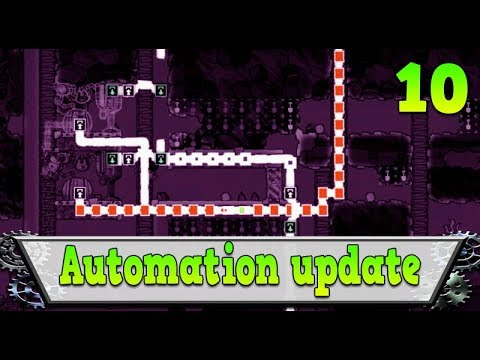 Oxygen Not Included FR : Automation Update #10