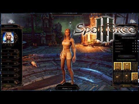 Let's Play SpellForce 3 - Création de notre héro !