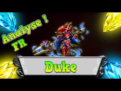 FFBE – Analyse Duke [ Brave Exvius Review FR ]
