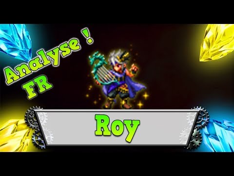FFBE – Analyse Roy [ Brave Exvius Review FR ]