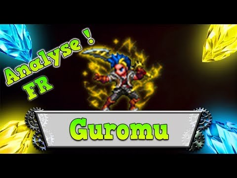 FFBE – Analyse Guromu [ Brave Exvius Review FR ]