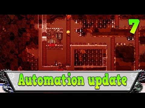 Oxygen Not Included FR : Automation Update #7