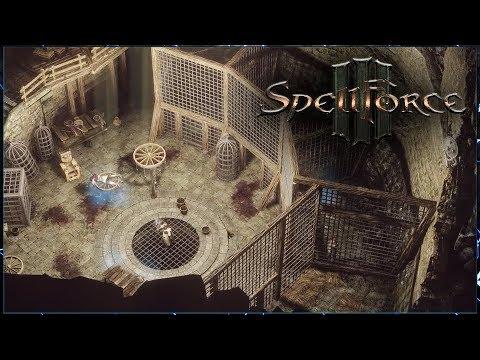 Episode 7 sur le jeux Spellforce 3 : On doit sortir de prison !