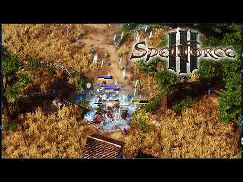Episode 5 sur le jeux Spellforce 3 : Enquête et RTS.