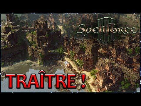 Episode 6 sur le jeux Spellforce 3 : Je deviens un Traître !