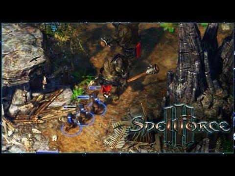 Episode 10 du let's play sur le jeux Spellforce 3 : Des Trolls !