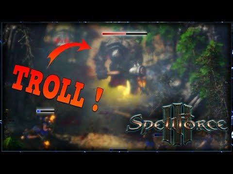 Episode 11 du let's play sur le jeux Spellforce 3 : Tuer les Trolls