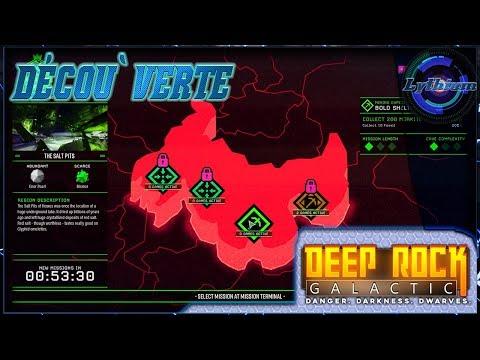 Deep Rock Galactic – DES MONSTRES ET DES NAINS # Décou'Verte FR