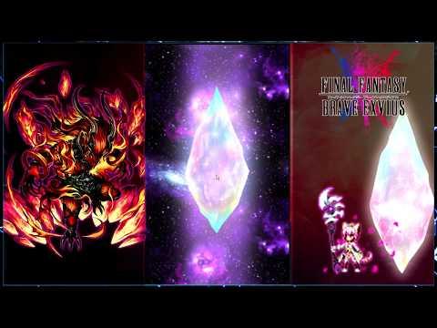 FFBE – Invocation 2nd Anniversary ! – Final Fantasy Brave exvius [FR]
