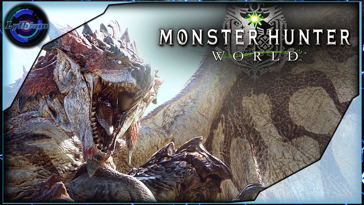 Monster Hunter World PC # Introduction & Création de personnage [FR]