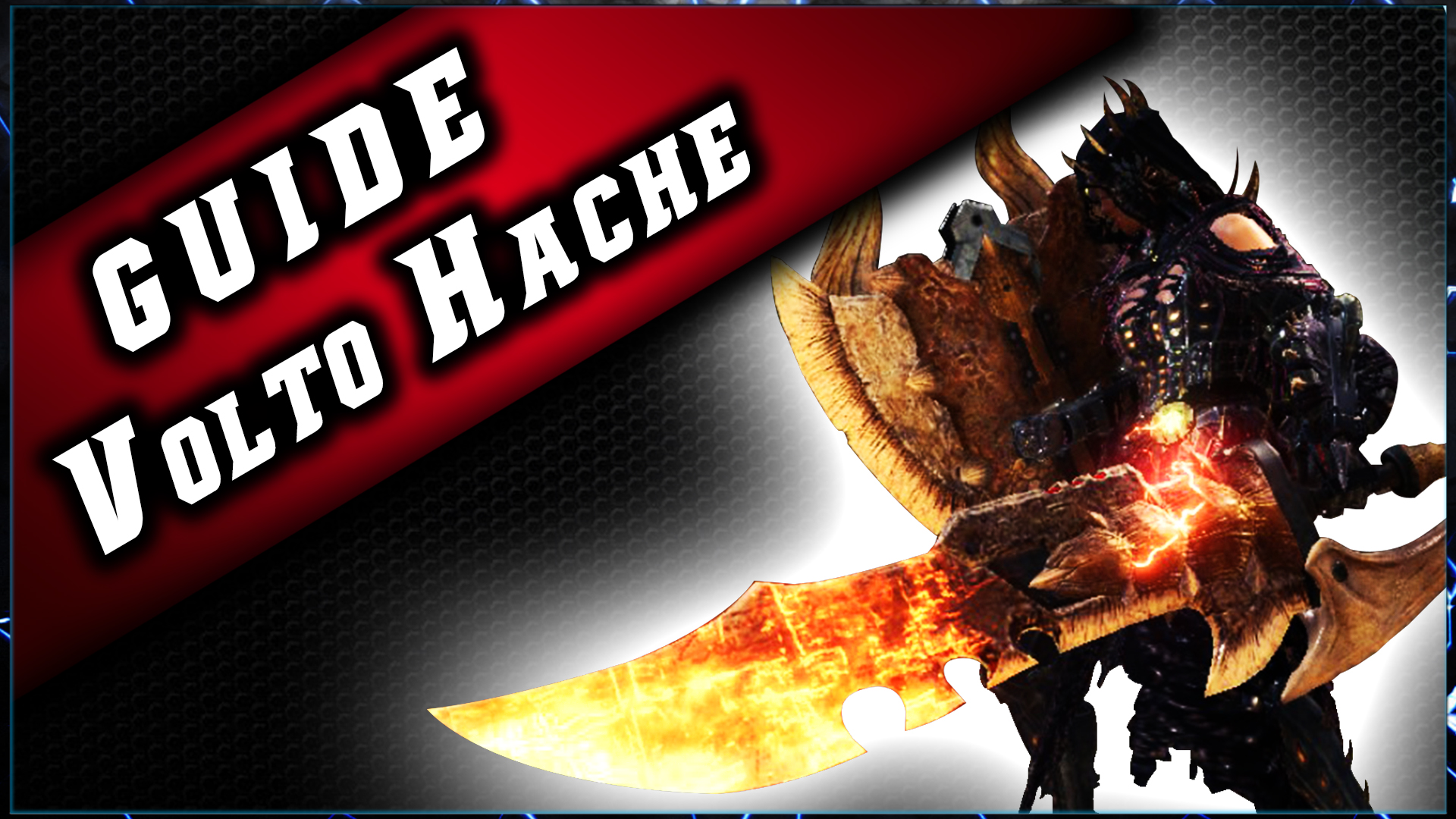 GUIDE VOLTO HACHE (Charge Blade) - Combo & Tutoriel # Monster Hunter World FR