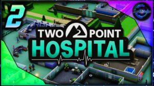 On découvre une Nouvelle maladie sur Two Point Hospital !